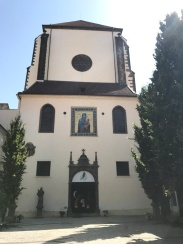 Panny Marie Sněžné (Church of Our Lady of the Snows)
