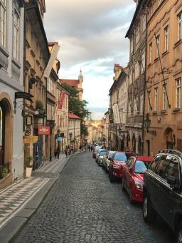 European cobblestone streets are so cute