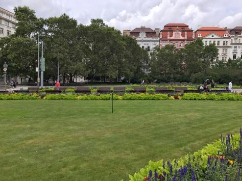 Náměstí Míru / Peace Square