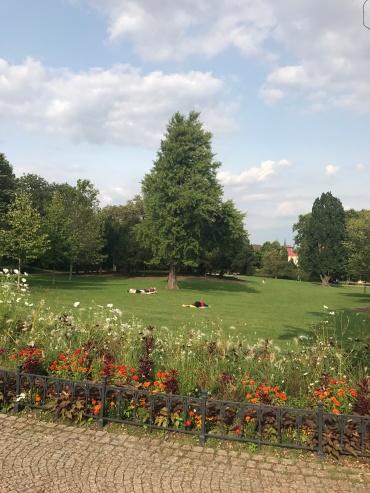 Letna Gardens